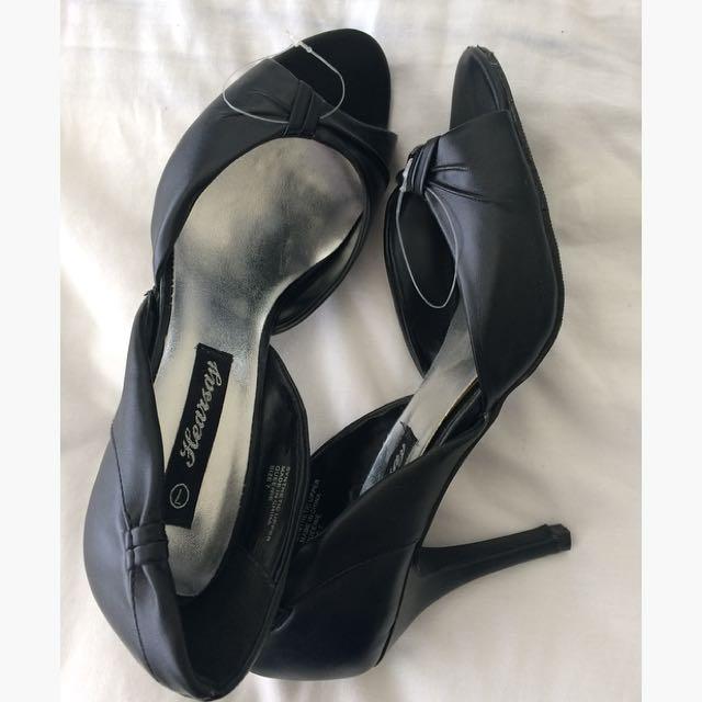 New Peeptoe Heels