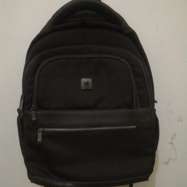 Original Polo Classic Dark Brown Back Pack