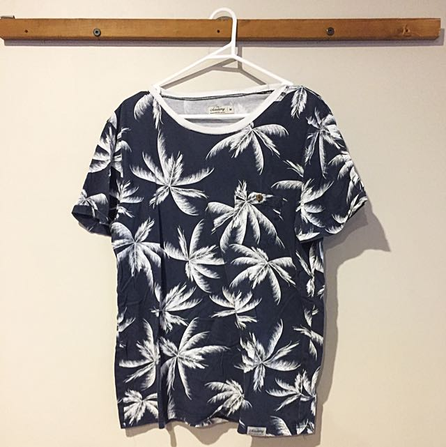 Patterned Pocket-Tee (ACADEMY BRAND)