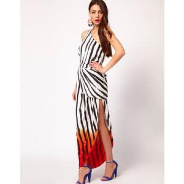 Sass and Bide Maxi Dress