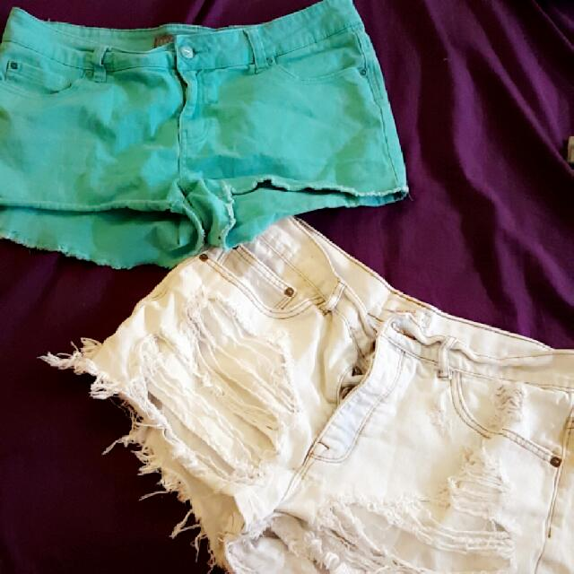 Shorts Size 14 $5 Each