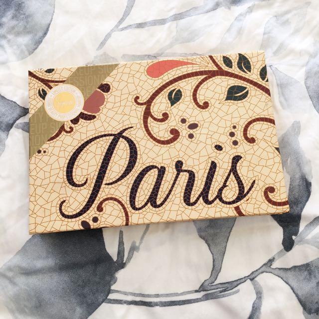 SIGMA Paris Eyeshadow And Blush Palette