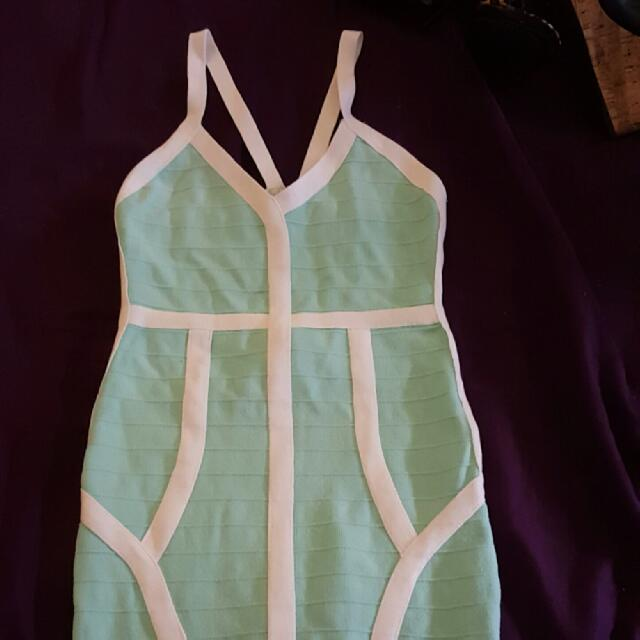 Size 10 Body con Dress. Pickup Pimpama. Check Out My Other Items, Lots Of Stuff Cheap
