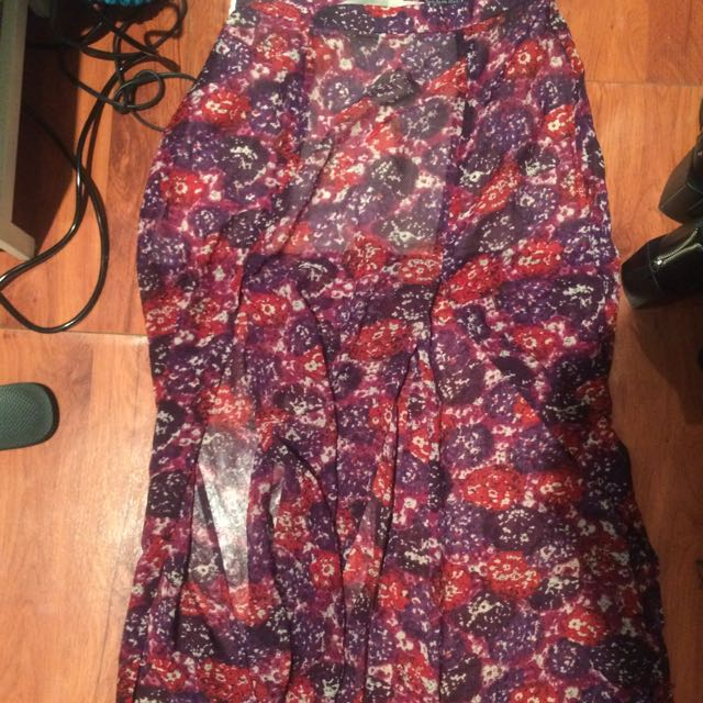 Size 8 Maxi Skirt General Pants And Co