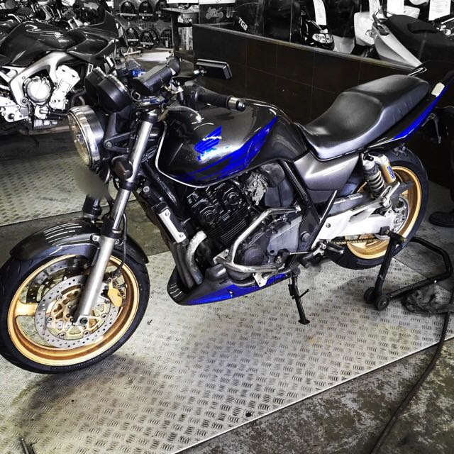 super 4 vtec 3 motorbikes on carousell rh sg carousell com cb400 spec 3 manual honda cb400 spec 3 manual