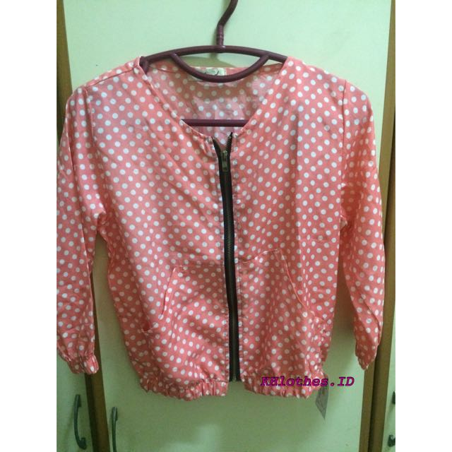 Top Polkadot KH1250