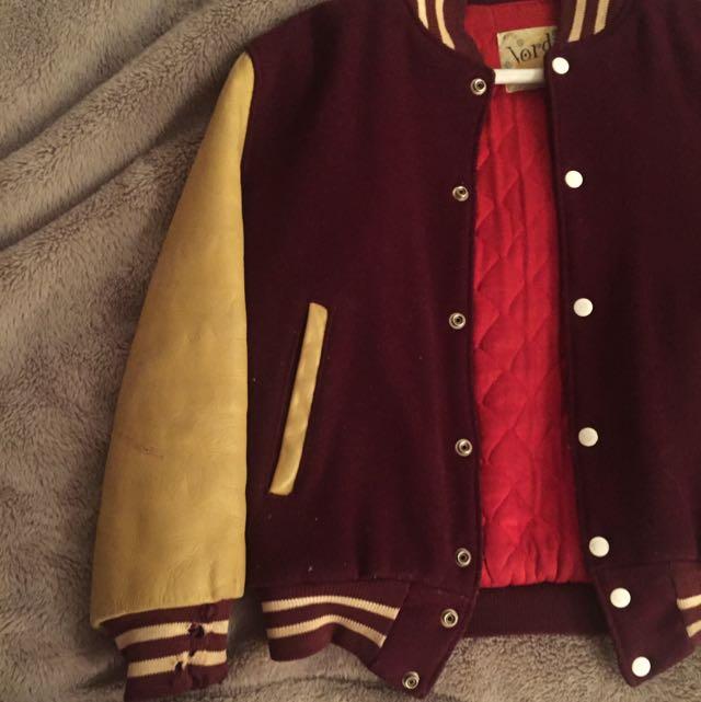 Woman's Football Jacket