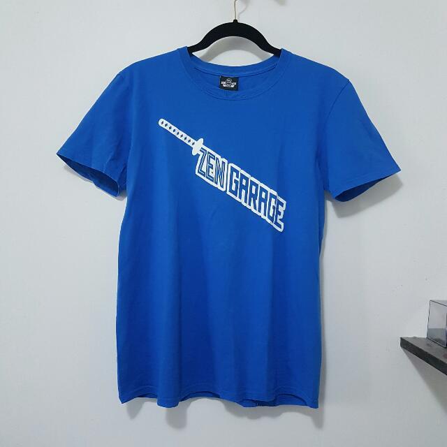 Zen Garage Tshirt Size M