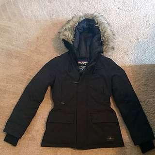 Aritzia Black Jacket (Small)