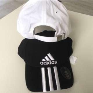 (正品現貨)Adidas大Logo立體刺繡帽