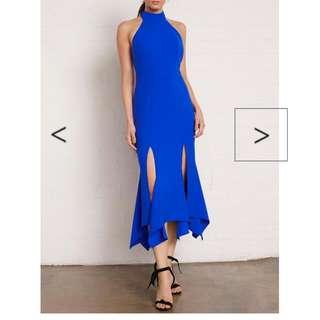 Sheike Size 8 Highlight Dress