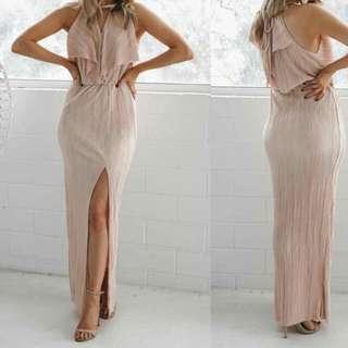 Blush Maxi Dress Gael Size S