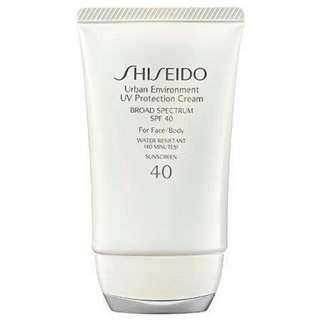 Shiseido Sunscreen 40 SPF