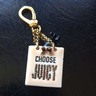 Juicy Couture Charm Dog
