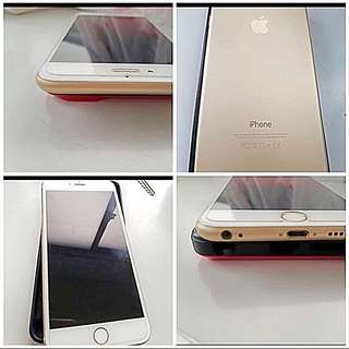 iPhone 6 64GB GOLD USED