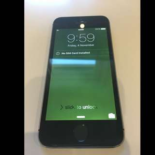 iPhone 5s 16GB - 5 Available
