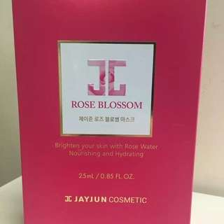 Jayjun Rose Mask Hydrating