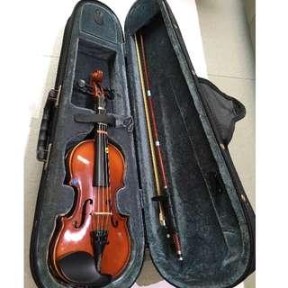 Violin 1/10 size