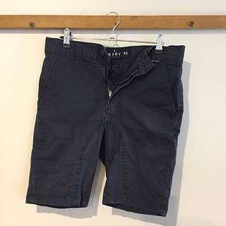 Slim Shorts (KSYC)