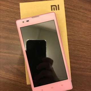 Redmi 1S 1GB rom 8GB memory (Pink)