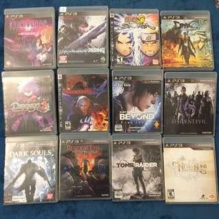 賣PS3 Games