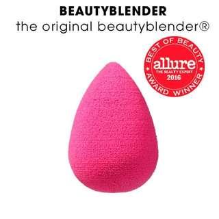 Pink Beauty Blender