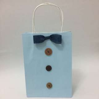 Paper Gift Bags/ Loot Bags/ Favour Bags