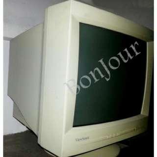 "Spoilt Viewsonic E70 15"" Pc Computer Monitor Sellzabo"