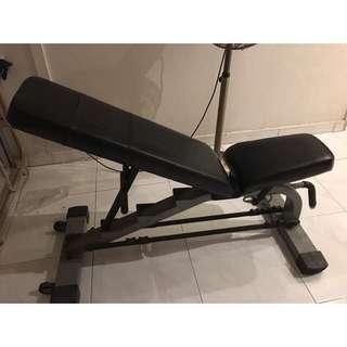 Gym bench , Gym seat