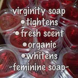 Virginity Soap / Tightening soap