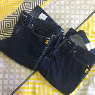 Bettina Liano Skinny Jeans Size 28 X 2