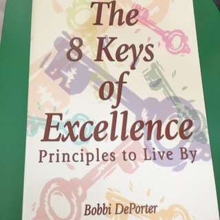 The 8 Keys Of Excellent