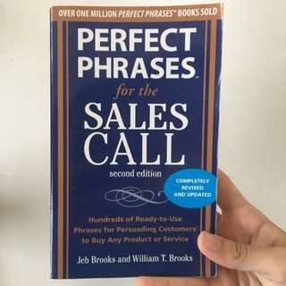 Prefect Phrases For The Sales Call