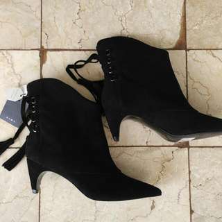 Zara Ankle Boot No 39