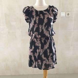 Black Loose Dress 👗- Neumor Size 38