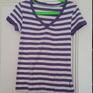 Short Sleeve Shirt Esprit Size 10