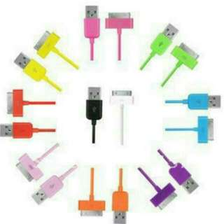 Kabel Data Iphone 4/4s