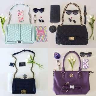 Bags! Bags! Bags! 👜