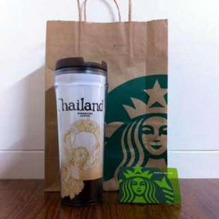 Starbucks Tumbler - Thailand