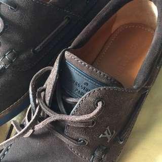 Anthentic Louis Vuitton Men Shoes