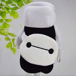 BAYMAX Costume for Small Breed dogs like Shih Tzu