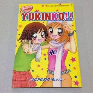 Yukinko!! (Serial Cantik)