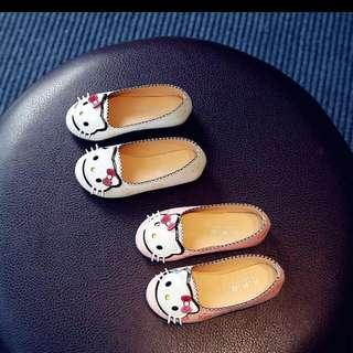 全新Kitty 便服公主鞋