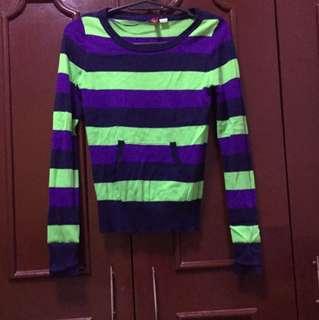 Pre-loved Knitted Longsleeves Top