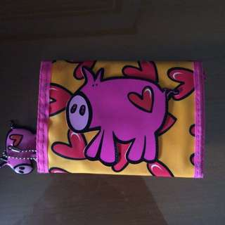 HAPPY HOUSE Piggy Wallet