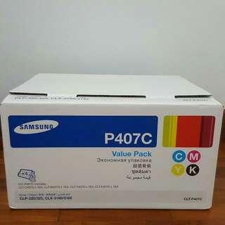 Samsung CLT-P407C (Value Pack)