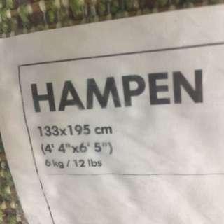 IKEA carpet BNIB