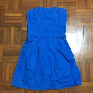 Abercrombie&Fitch Blue Dress