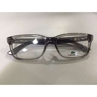 Lacoste Frames (grey/silver) New