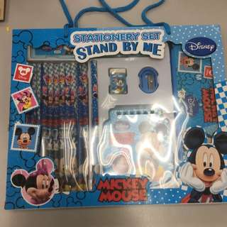 Mickey Mouse Colored Set